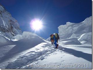 Desafio Everest 2011Cami del CIj_7